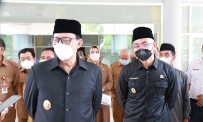 Gubernur Banten Wahidin Halim (WH) mengungkapkan, target indikator makro ekonomi Tahun 2022 sebesar 5,6%. Penetapan target memperhatikan