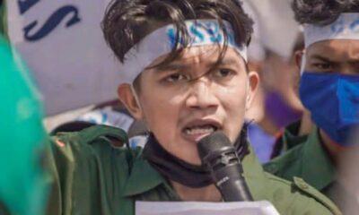 Koordinator Gerakan Mahasiswa (Gema) Kabupaten Batubara Arwan Syahputra mengkritisi PT Indonesia Asahan Aluminium (Inalum)